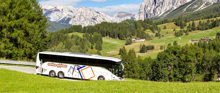 Cortina Express Mestre Cortina.Flybus Arriva Il Welfare Nell Azienda Titolare Del Marchio Cortina Express